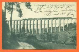 """Dpt 52  Chaumont  """"  Le Viaduc ...  """" - Chaumont"""