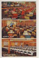WINDSOR, Ontario - DROP INN TAVERN, Sportsmen´s Room, Rainbow Room, Mahogany Room, Advertise - Hotels & Restaurants