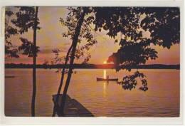 Sunset MUSKOKA LAKES, Ontario - Ontario
