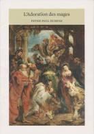 Brochure / Broschüre L´adoration Des Mages De Peter Paul Rubens - Andere