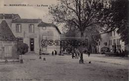 D - 81 - Tarn. - Monestiés - La Poste - Telegraphe - Telephone. - (voir Scan). - Monesties