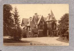 36647    Belgio,    Spa -  Villa  Neubois  (residence De L£ex-Kaiser  Durant  La  Guerre),  VG   1934 - Spa