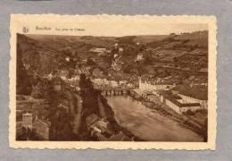 36649   Belgio,    Bouillon  Vue  Prise  Du  Chateau,  NV - Bouillon