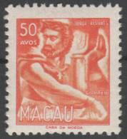 PORTUGAL/MACAO 1948/51 - Yvert #352 - MNH ** - 1999-... Región Administrativa Especial De China