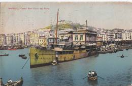 1923 NAPOLI CASTEL SANT'ELMO DAL PORTO - Napoli