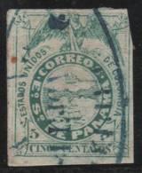 America - Panama- 1878 - América Central