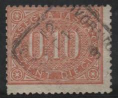 ITALIA 1870/903 - Yvert #15 (Fiscal) - VFU - Fiscale Zegels