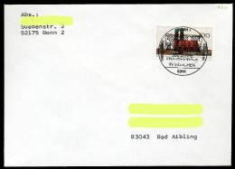 26815) BRD - FDC - Mi 1731 - 100Pf                        500 Jahre Frauenkirche - BRD