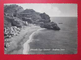 Albissola Capo (SV) - Scogliera Torre - 1956 - Viaggiata - Altre Città