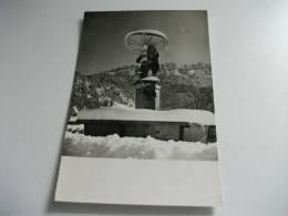 Selva Di Gardena Gnomo Con Funghi - Bolzano