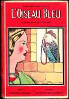 Madame D´ Aulnoy -  L' Oiseau Bleu - Éditions Belisle / Beauchemin  - ( 1945 ) . - Bücher, Zeitschriften, Comics
