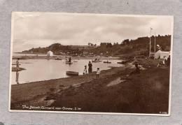 36686    Regno  Unito,  Isle  Of  Wight  -  The  Beach  -  Gurnard,  Near  Gowes,  VGSB  1926 - Inghilterra