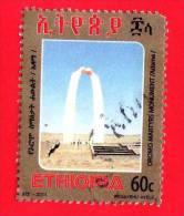ETIOPIA - 2011 - USATO - Monumento Ai Martiri - 60 - Etiopia