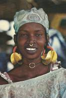 Senegal - Jeune Femme Peuhl - A Young Peuhl Woman  A-1272 - Senegal