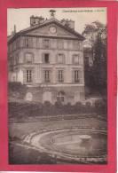 CARRIERES-SUR-SEINE - Mairie - (CPA En TBE) - Carrières-sur-Seine