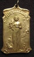 M01092 Société D'aviculture Alost, Exposition Internationale 1901 Par Fisch (34 G.) - Unclassified