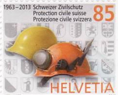2013 Svizzera - 50 Anni Protezione Civile - Nuovi