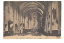 1983 - LAVOUTE-CHILHAC - Intérieur De L'Eglise - Autres Communes