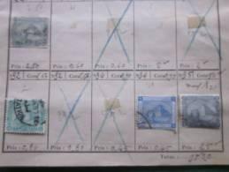 23  Timbres Oblitérés  Égypte Égypt Ex Mandat Protectorat Britannique En Afrique —>entre Le Numéro 26 Et No 87 - Égypte