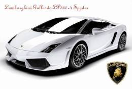 Lanborghini Collection POSTER Size:45X32 Cm. Aprox. - Stickers