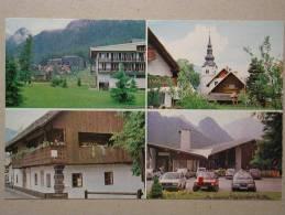 VW Jetta, Golf, Ford Scorpio, Kranjska Gora - PKW