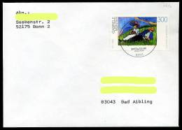 26833) BRD - FDC - Mi 1748 / 1750 - Malerei - FDC: Briefe