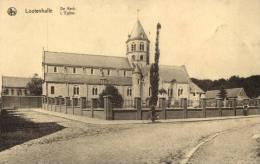 BELGIQUE - FLANDRE ORIENTALE - AALTER - LOTENHULLE - LOOTENHULLE - De Kerke - L'Eglise. - Aalter