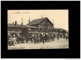 CAMBRAI - La Gare Ville - Cambrai