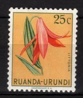 RUANDA URUNDI - 1953 YT 180 * - Ruanda