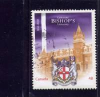 CANADA 2003, USED # 1973, BISHOP´S UNIVERSITY  USED - 1952-.... Règne D'Elizabeth II