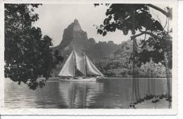 POLYNESIE FRANCAISE - MOOREA - Baie De Papetoaï - Polynésie Française