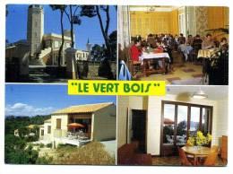 """CPM - SAINT MANDRIER (83) """"le Vert Bois"""" Village Vacances SNCF - Saint-Mandrier-sur-Mer"""