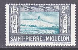 Saint-Pierre And Miquelon  137   ** - St.Pierre & Miquelon