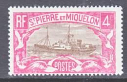 Saint-Pierre And Miquelon  138   * - Unused Stamps