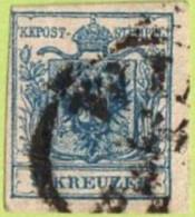 AUT SC #5  1850 Coat Of Arms, CV $9.00 - 1850-1918 Empire