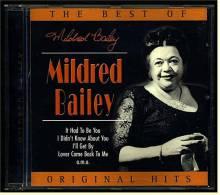 Musik CD Album -  Mildred Bailey - Best Of ... / Original Hits  -  Von 2003 - Jazz