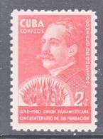 C Uba  361  ** - Unused Stamps