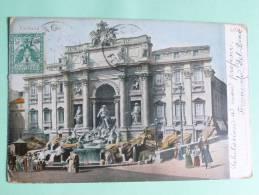 ROMA - Fontana Di Trevi - Fontana Di Trevi