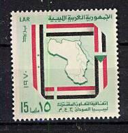 Libye Y&T 380 ** - Libye