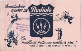 RADIOLA - Blotters
