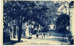 7105 - Bouches Du Rhone - CEYRESTE :  Place Principale    Circulée En 1931 - Altri Comuni
