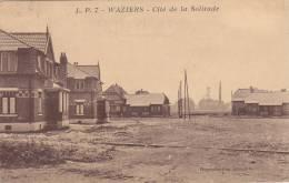 CPA 59 WAZIERS  CITE DE LA SOLITUDE - France