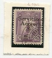 Perou - Poste Aérienne N° 1 Oblitéré  (1927) - Peru