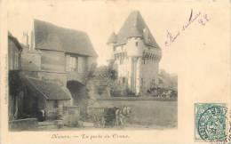 58 NEVERS - La Porte Du Croux - Attelage Cheval - Nevers