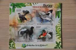 M1-72 ++ 2012 REP. BURUNDI BIRDS OISEAUX VOGELS - 2010-..: Ongebruikt