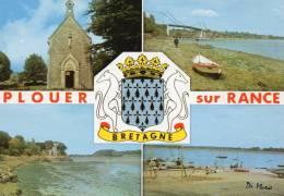 CARTE POSTALE MODERNE.PLOUER - SUR - RANCE. 1970. - Plouër-sur-Rance