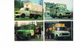 Cpsm Camion Unic Fiat 616 Utilitaire Transport Routier - Altri