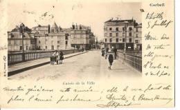 Corbeil Entree De La Ville Precurseur - Corbeil Essonnes
