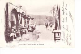 Sidi Okba  --  Place Devant La Mosquée - Algérie