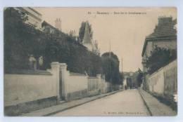 15. SCEAUX - RUE DE LA GENDARMERIE - Sceaux